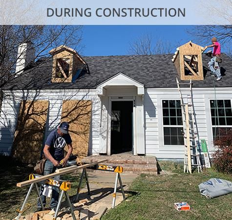 home-addition-construction-during